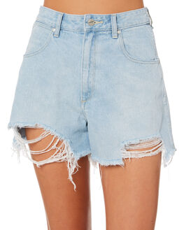 SUN BUSTED WOMENS CLOTHING WRANGLER SHORTS - W-951258-HV1