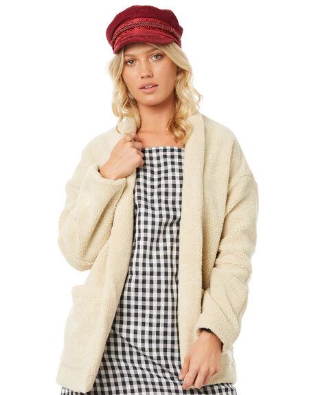 SABLE WOMENS CLOTHING RUSTY JACKETS - JKL0364SAB