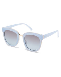 BABY BLUE WOMENS ACCESSORIES SEAFOLLY SUNGLASSES - SEA2010210BBLU
