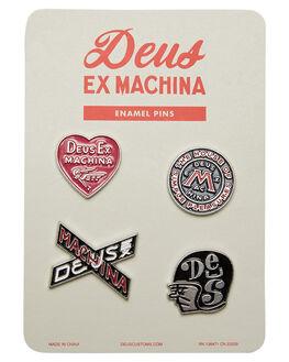 MIXED MENS ACCESSORIES DEUS EX MACHINA OTHER - DMF87389AMIX