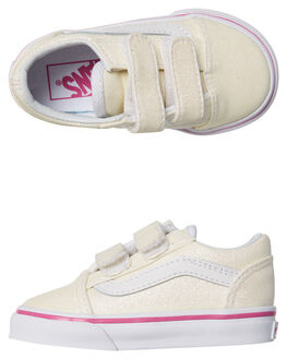 RAINBOW WHITE KIDS TODDLER GIRLS VANS FOOTWEAR - VNA344KQ7FRAIN