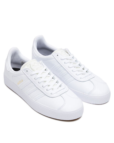 WHITE MENS FOOTWEAR ADIDAS SNEAKERS - FY0482FWHT