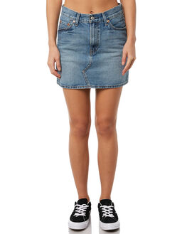 COUNTRY HOUSE WOMENS CLOTHING LEVI'S SKIRTS - 34963-0011CTH