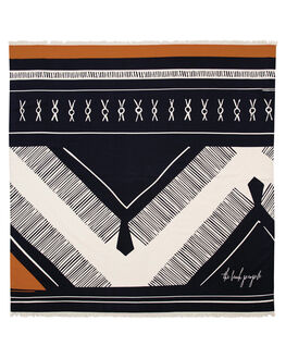 MULTI ACCESSORIES TOWELS THE BEACH PEOPLE  - TB-T39-04-SMLT