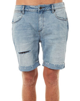 BONEYARD STONED MENS CLOTHING WRANGLER SHORTS - W-901138-DY7BONST