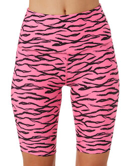 ROSA SHOCKING ZEBRA WOMENS CLOTHING LORNA JANE ACTIVEWEAR - 111913ROS