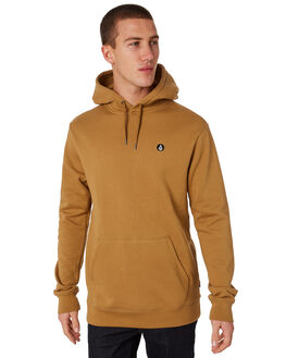 OLD GOLD MENS CLOTHING VOLCOM JUMPERS - A4131700OGD