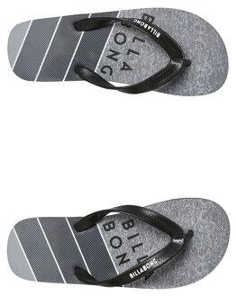 BLACK KIDS BOYS BILLABONG THONGS - 8681933BLK