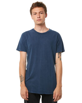 NAVY STONE MENS CLOTHING ROLLAS TEES - 152913115