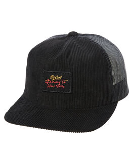 BLACK KIDS BOYS RIP CURL HEADWEAR - KCAQV10090
