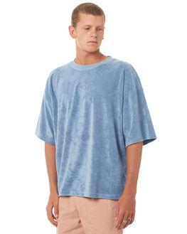DUSTY INDIGO MENS CLOTHING POLAR SKATE CO. TEES - TERRYDIND