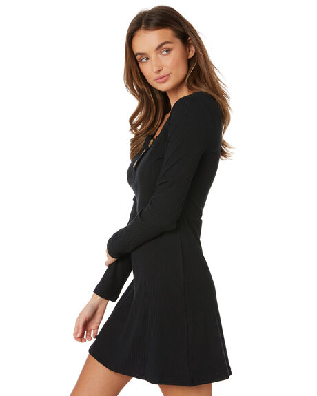 BLACK WOMENS CLOTHING THE FIFTH LABEL DRESSES - 40190506BLK