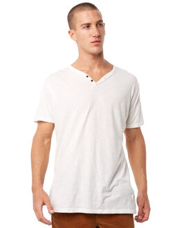 VINTAGE WHITE MENS CLOTHING KATIN TEES - KNFOL00VWHT