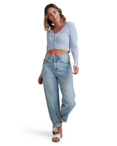 CLEAR SKY WOMENS CLOTHING BILLABONG FASHION TOPS - 6518171-CSY