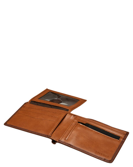 BROWN MENS ACCESSORIES RIP CURL WALLETS - BWULV10009