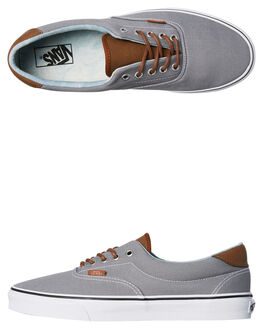 FROST GRAY ACID MENS FOOTWEAR VANS SKATE SHOES - VNA38FSQ70GRY