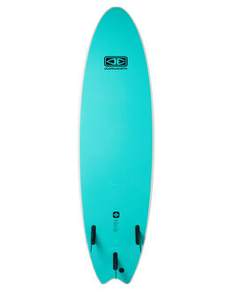 WHITE BOARDSPORTS SURF OCEAN AND EARTH SOFTBOARDS - SESO70WHIT