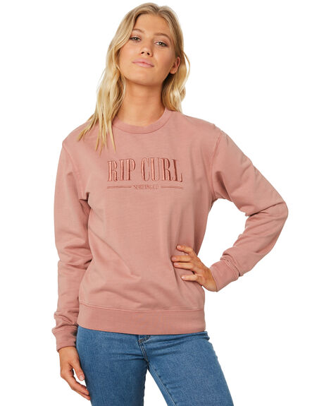 MUSHROOM WOMENS CLOTHING RIP CURL JUMPERS - GFEHJ18543