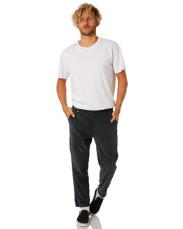 VINTAGE BLACK MENS CLOTHING THRILLS PANTS - TS8-401VBVBLK