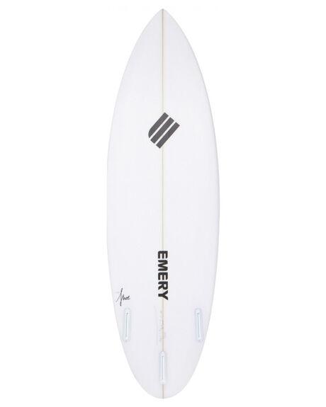 CLEAR SURF SURFBOARDS EMERY PERFORMANCE - EYTHESHOEC