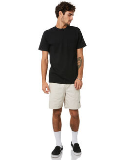 OATMEAL MENS CLOTHING STUSSY SHORTS - ST091601OTML