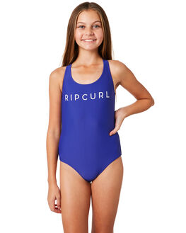 BRIGHT BLUE KIDS GIRLS RIP CURL SWIMWEAR - JSIDI14286