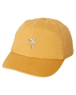 VINTAGE YELLOW KIDS BOYS RIP CURL HEADWEAR - KCAOQ18872
