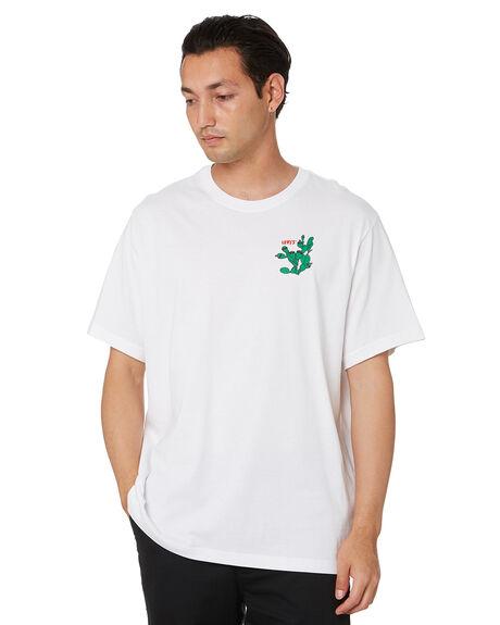 CACTUS WHITE MENS CLOTHING LEVI'S TEES - 16143-0008