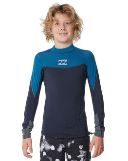 SLATE BLUE SURF WETSUITS BILLABONG VESTS - 8771170SLBLU