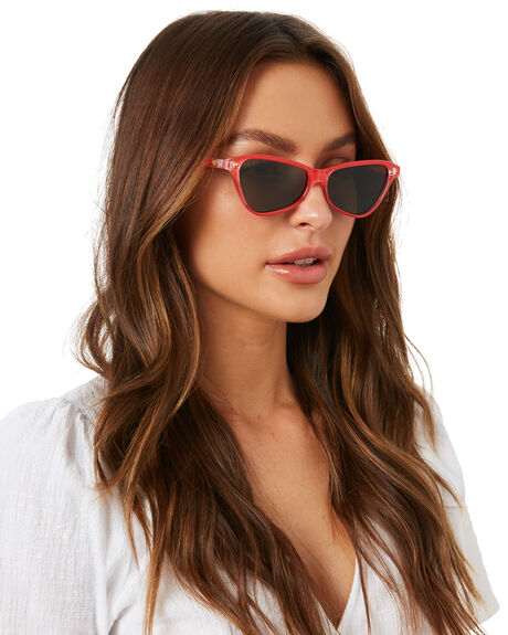 RED HOT WOMENS ACCESSORIES LE SPECS SUNGLASSES - LSP2002179RED