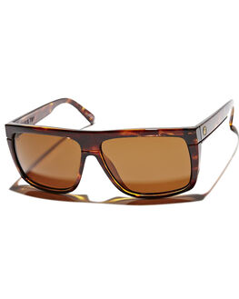 TORTOISE SHELL BRONZE MENS ACCESSORIES ELECTRIC SUNGLASSES - EE12810639TOR