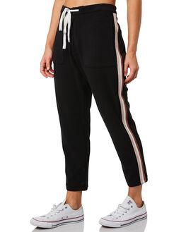 BLACK WOMENS CLOTHING ELWOOD PANTS - W91625-BLK