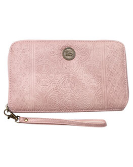 PALE MAUVE WOMENS ACCESSORIES BILLABONG PURSES + WALLETS - 6672212APLMVE