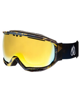 FISHER JOURNAL SNOW ACCESSORIES QUIKSILVER GOGGLES - EQYTG03020GLP1