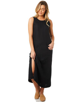 BLACK WOMENS CLOTHING SWELL DRESSES - S8184454BLACK
