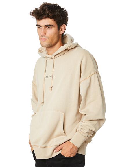 OXFORD TAN MENS CLOTHING THRILLS JUMPERS - TW20-222COXTAN
