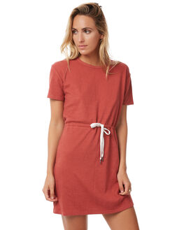 RUST WOMENS CLOTHING SWELL DRESSES - S8182443RUST