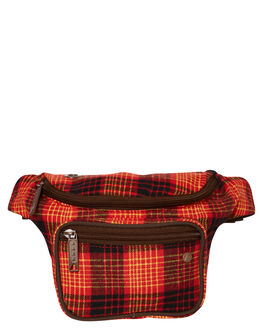 MULTI MENS ACCESSORIES THE BUMBAG CO BAGS + BACKPACKS - C0015MUL