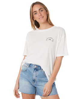 VINTAGE CREAM WOMENS CLOTHING RUSTY TEES - TTL1037VTC