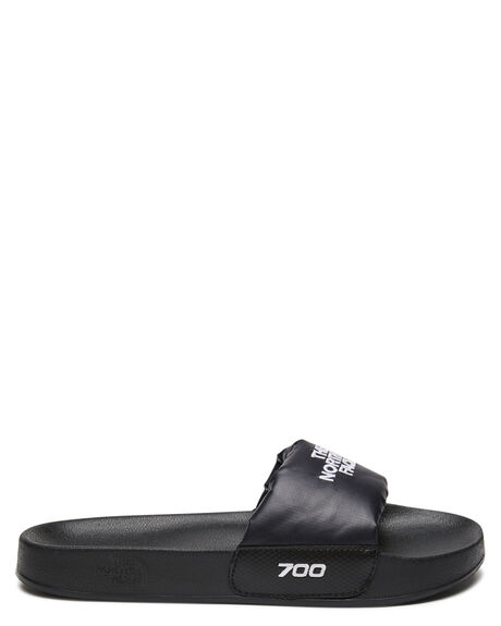 TNF BLACK WOMENS FOOTWEAR THE NORTH FACE SLIDES - NF0A46CGKY4