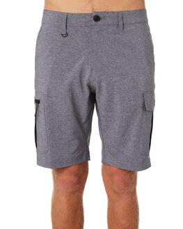 GREY MARLE MENS CLOTHING DEPACTUS SHORTS - D5202233GRYMA