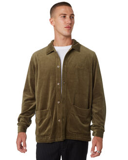 ARMY MENS CLOTHING MISFIT SHIRTS - MT095403ARMY