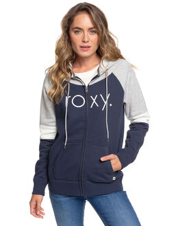 MOOD INDIGO WOMENS CLOTHING ROXY JUMPERS - ERJFT04169-BSP0