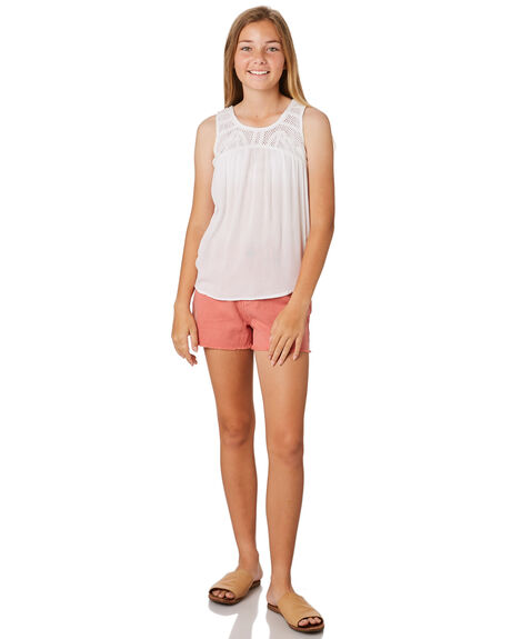 WHITE OUTLET KIDS RIP CURL CLOTHING - JSHAL11000