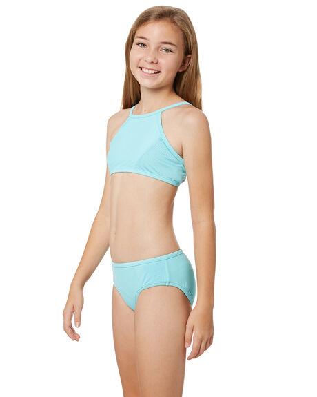 AQUAMARINE KIDS GIRLS SEAFOLLY SWIMWEAR - 27036AQUA