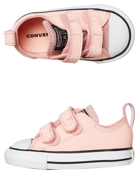 STORM PINK KIDS TODDLER GIRLS CONVERSE FOOTWEAR - 762331CPNK