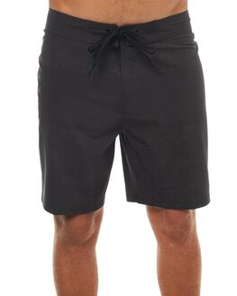 BLACK MENS CLOTHING DEPACTUS BOARDSHORTS - D5171231BLACK