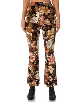 MULTI WOMENS CLOTHING SOMEDAYS LOVIN PANTS - IL18S2030MUL
