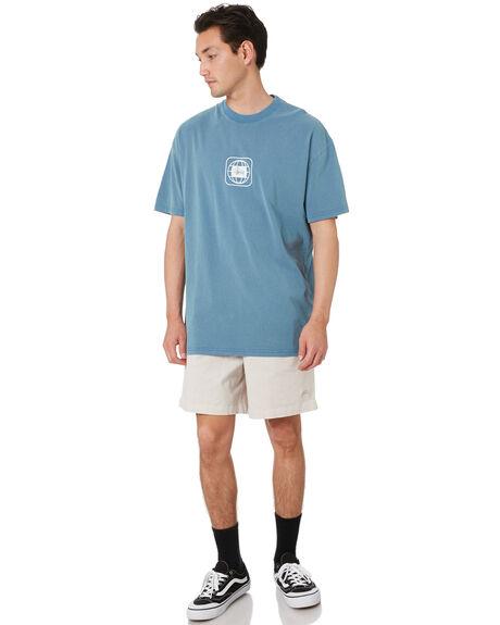 WHITE SAND MENS CLOTHING STUSSY SHORTS - ST002605WTSND
