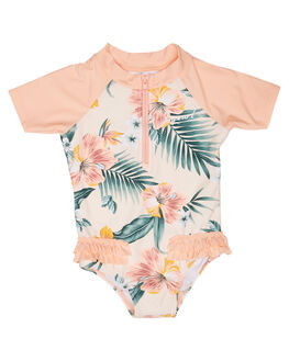 PEACH KIDS GIRLS RIP CURL SWIMWEAR - WLY9AF0165